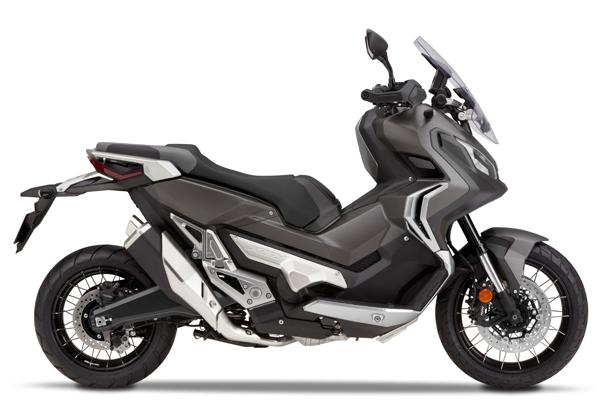Honda X-ADV 2019 สีเงิน-ดำ