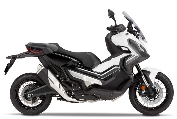 Honda X-ADV 2019 สีขาว