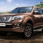 Nissan Terra 2018-2019