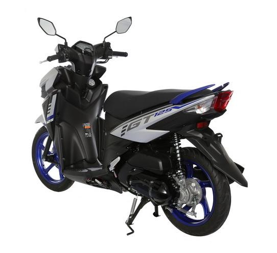 Yamaha GT125 2018