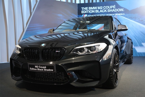 BMW M2 Coupe, Black Shadow
