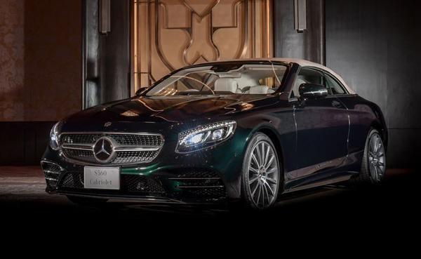 Mercedes-Benz S 560 Cabriolet AMG Premium