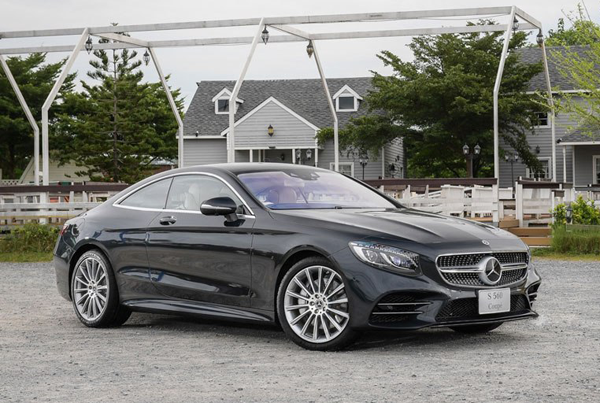 Mercedes-Benz S 560 Coupe AMG Premium