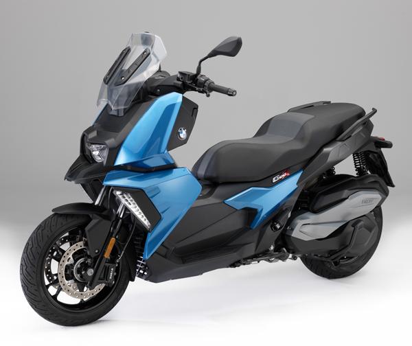BMW C400X 2020-2021