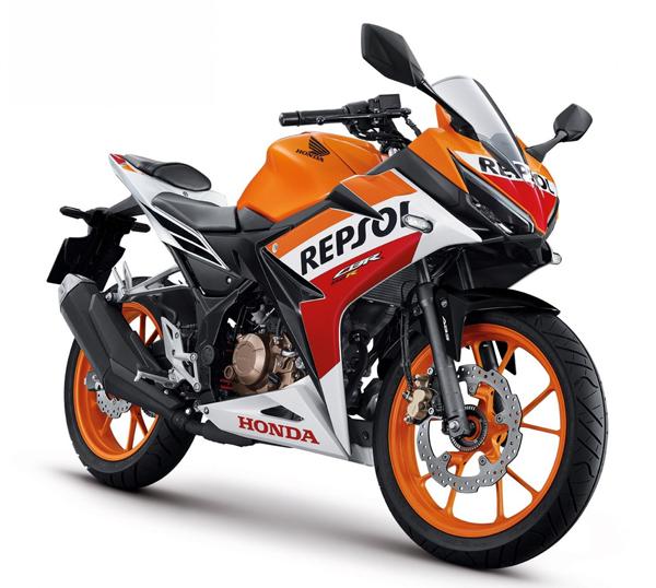 Honda CBR150R ABS 2019 สีส้ม