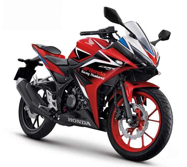 Honda CBR150R ABS 2019 สีแดง