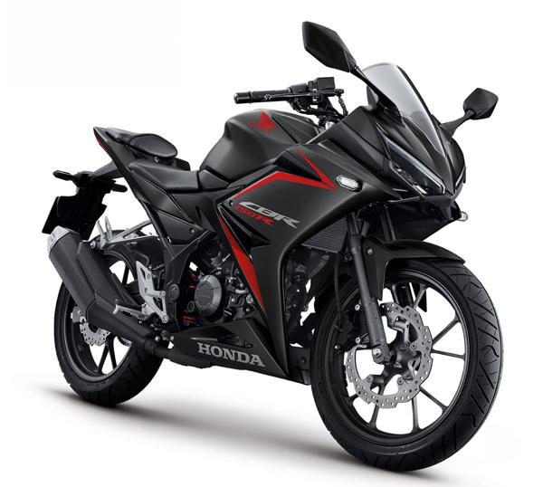 Honda CBR150R 2019 สีดำ