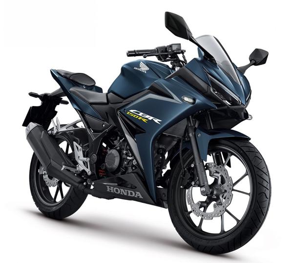 Honda CBR150R 2019 สีน้ำเงิน