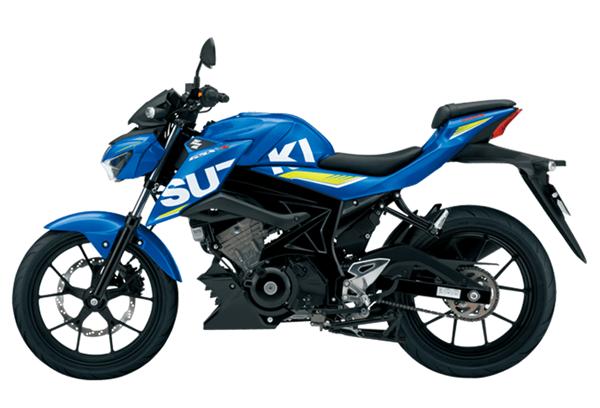 Suzuki GSX-S150 สเปค