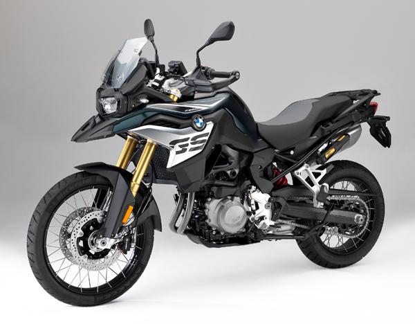 BMW F850GS 2019