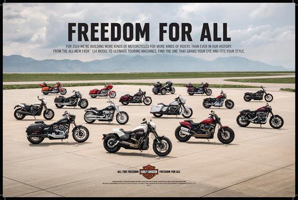 Harley Davidson, 2019, ราคา, ราคาผ่อน,