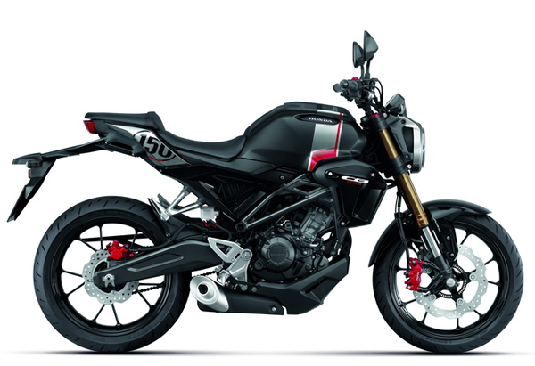 CB150R 2020 สีดำ