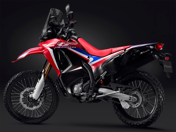 Honda CRF250 Rally 2019-2020
