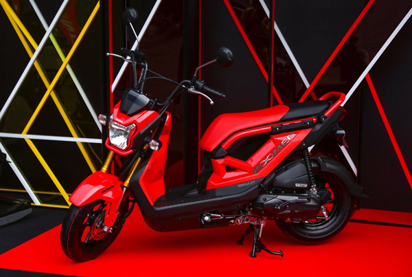 Honda Zoomer-X 2019-2020