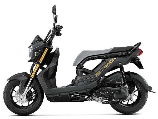 Zoomer X 2019-2020 สีดำ