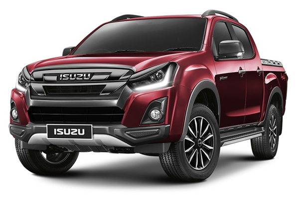 Isuzu V-Cross Max 4x4