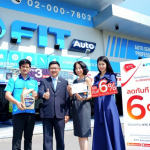 KTC, PTT Fit Auto, 0% 6 เดือน