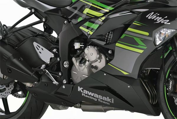 Kawasaki Ninja ZX6R2019