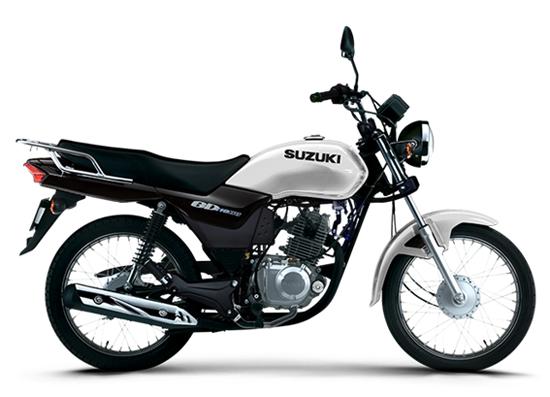 Suzuki GD110 สีเทา