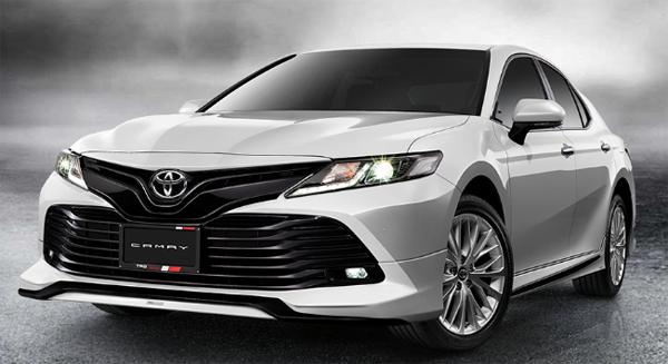 Toyota Camry TRD Sportivo