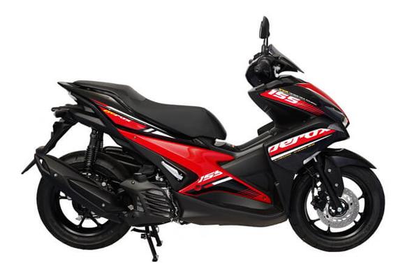Yamaha Aerox 155 2019 สเปค