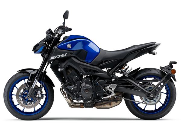 Yamaha MT-09 2019-2020