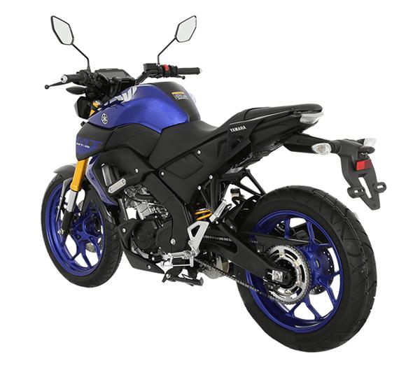 Yamaha MT-15 2018