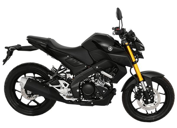 Yamaha MT-15 2019-2020 สีดำ