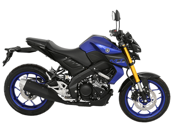 Yamaha MT-15 2019-2020 สีน้ำเงิน