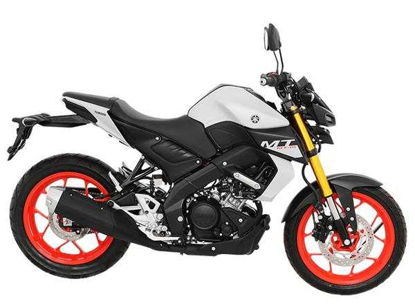 Yamaha MT-15 2019-2020 สีเทา-ดำ