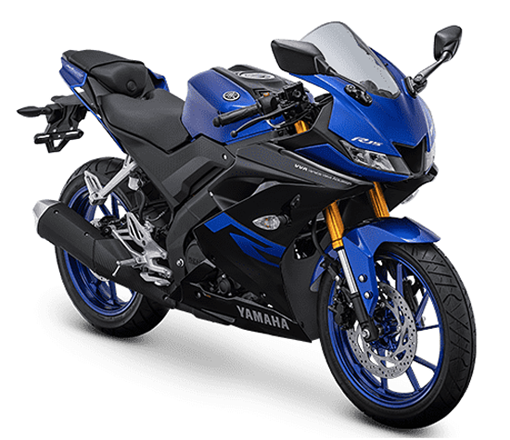 Yamaha R15 2019 สีน้ำเงิน