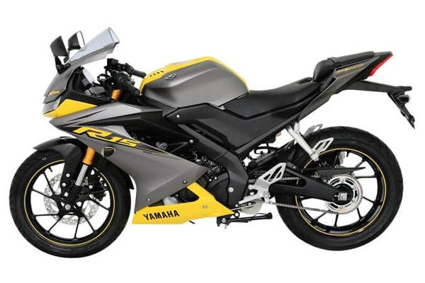 Yamaha R15 2019 สเปค