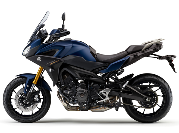 Yamaha Tracer 900 GT 2019-2020