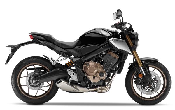 CB650R 2020 สีดำ