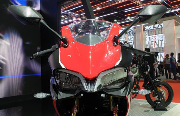 GPX Demon 150 GR Special