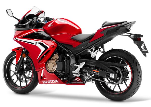 Honda CBR500R 2019-2020