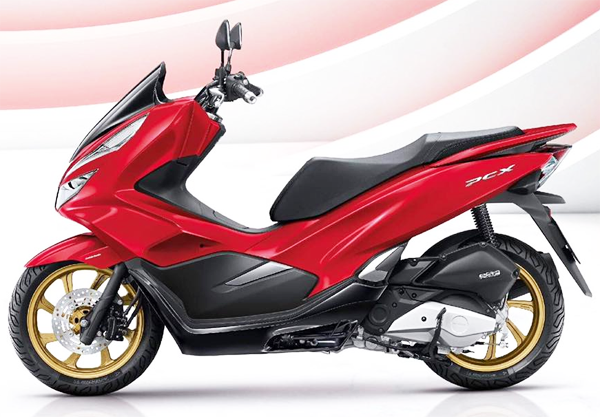 Honda PCX150 2019 สเปค