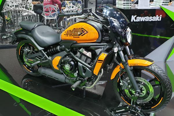 Kawasaki Vulcan S 2019-2020