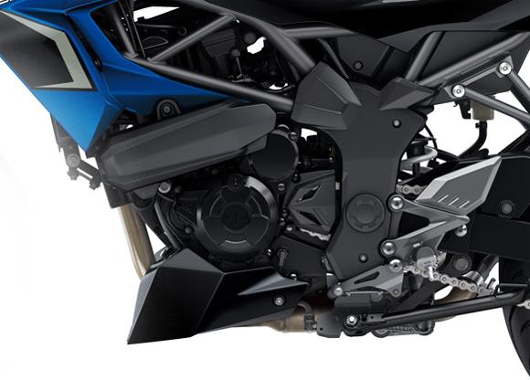 Kawasaki Z250SL ABS