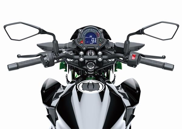 Kawasaki Z400 2020