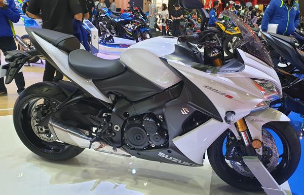 Suzuki GSX-S1000F 2018-2020