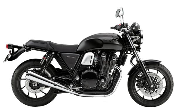 Honda CB1100RS 2019 สีดำ