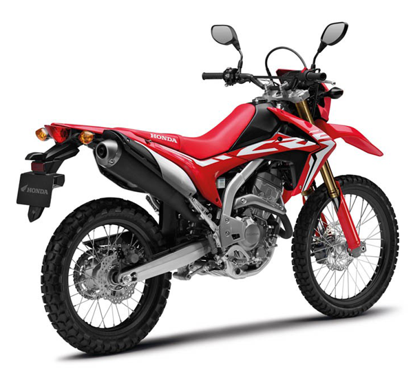 Honda CRF250L 2019-2020