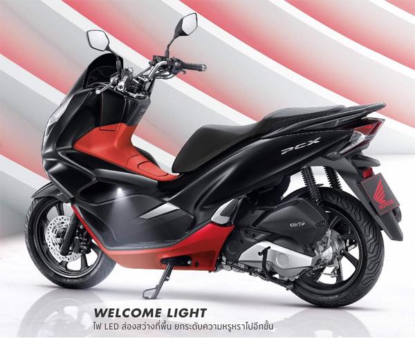 Honda PCX150 2019