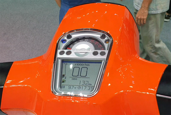Lambretta V125 2020-2021