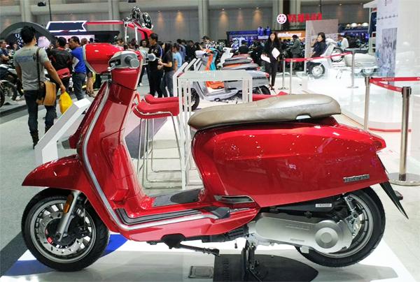 Lambretta V200, 2020, ตารางผ่อน, ราคาผ่อน, ราคา, โปรโมชั่น, V200