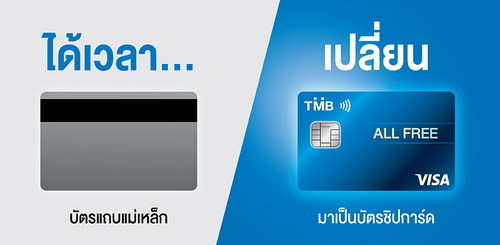 TMB All Free Debit Card
