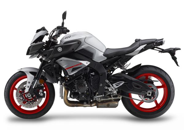 Yamaha MT-10 2019 สเปค