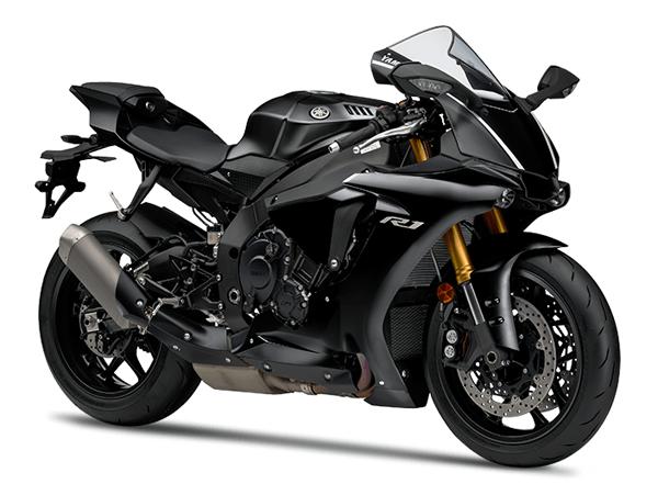Yamaha R1 2019 สีดำ