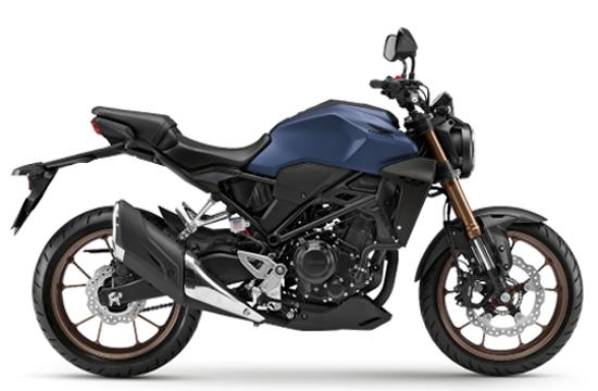 Honda CB300R 2020 สีน้ำเงิน
